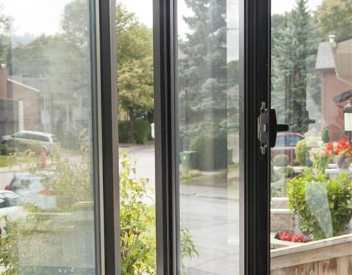 سیستم تکحالته آلومینیوم (Turn Only Window)