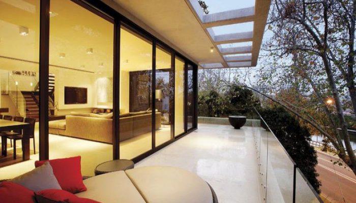 سیستم در/پنجره کشویی آلومینیوم (InLine Slide Door/Window)