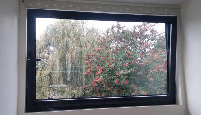 سیستم تکحالته کنلگی آلومینیوم (Tilt Only Window)